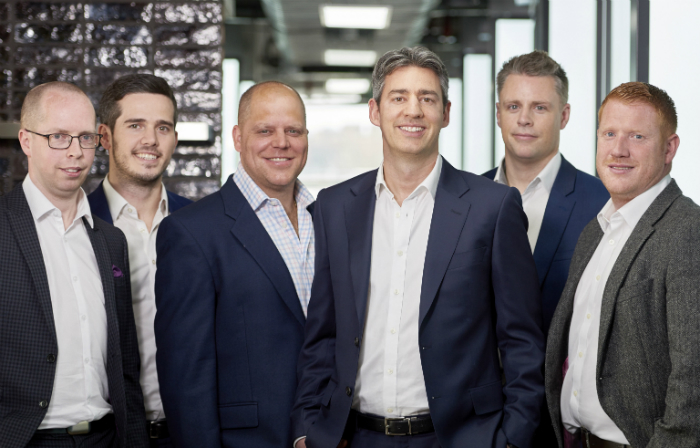 Octane Capital team