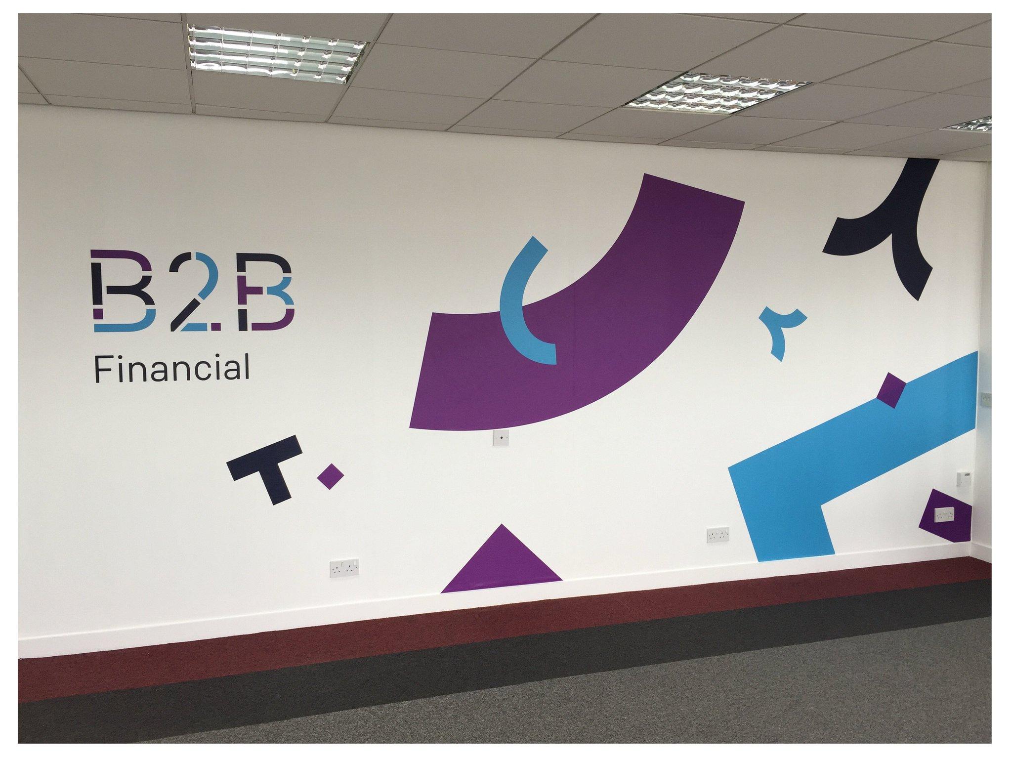 B2B-financial